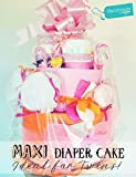 Tarta de Pañales MAXI (para Gemelos o para un Maxi Regalo a una Bebé!) |...