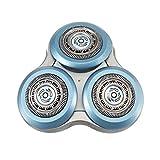 Bluelover Cabezal De Afeitar De Repuesto para Philips Sh90/52 Sh70/52 9000 7000 Afeitadora Afeitadora