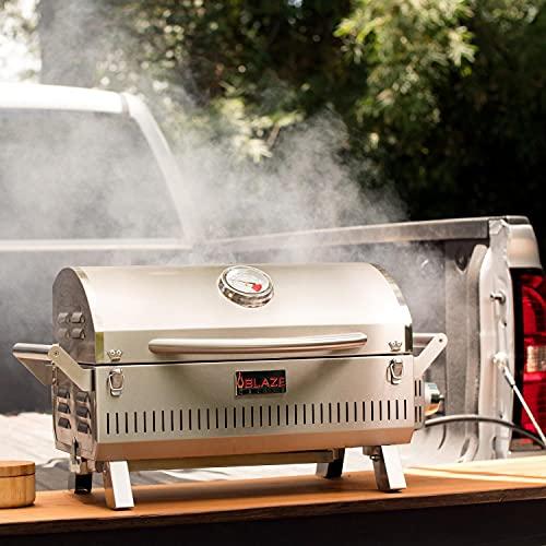 Blaze Professional LUX Portable Propane Gas Grill - BLZ-1PRO-PRT-LP