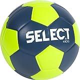 SELECT Ballon de Handball Kids IIIpour Enfants 0 Bleu - Bleu Marine/Jaune