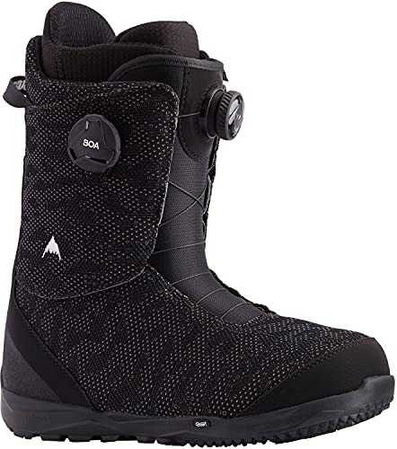 BURTON Swath BOA Mens Snowboard Boots Sz 14 Black