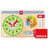 Goula- Educativi, Multicolore, 51320