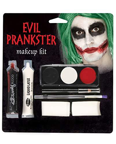 Horror-Shop Böser Clown Schmink-Set
