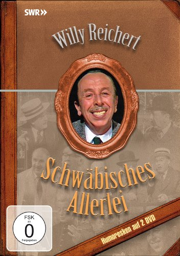 Schwäbisches Allerlei (Ich denke oft an Krottenbrunn) (2 DVDs)