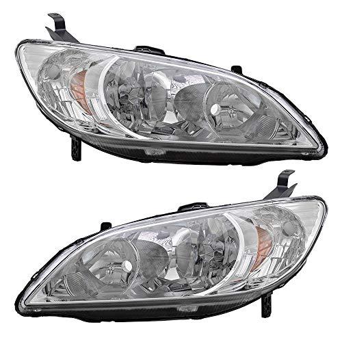 04 civic headlights assembly - 1