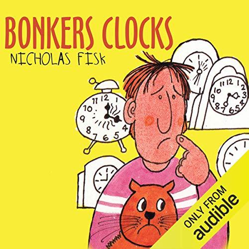 Bonkers Clocks cover art