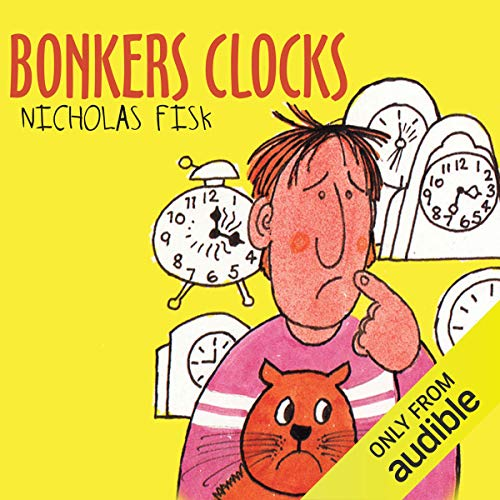 Bonkers Clocks copertina