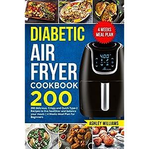 buy  Diabetic Air Fryer Cookbook: 200 delicious, Crispy ... American Diabetes Association