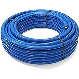 Pipetec Tube multicouche en aluminium isolé Bleu