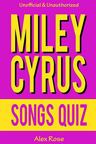 MILEY CYRUS SONGS QUIZ: 96 Q&A about songs from all MILEY CYRUS albums - BREAKOUT, CAN'T BE TAMED and BANGERZ Included!