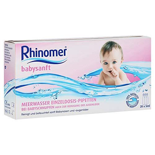 Rhinomer Babysanft, 20X5 ml