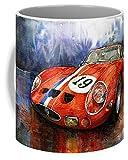 Lplpol Ferrari 250 GTO 1963 - Tazza da tè da caffè, 311,8 g