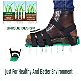 Lawn Aerator Shoes Review and Comparison
