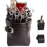 El Kit profesional de la peluquería de la PU, peluquero, bolso de la cintura, bolso de hombro, peluquería scissors el bolso