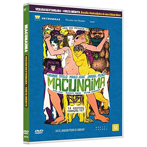 Macunaíma (Versão Restaurada)