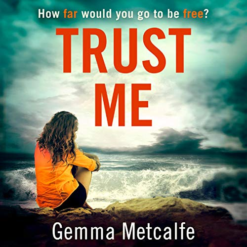 Trust Me audiobook cover art