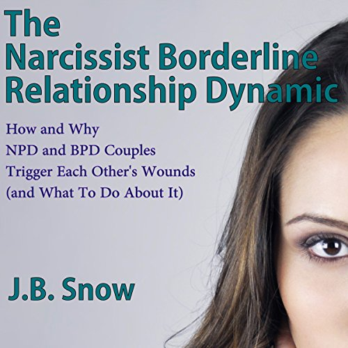 The Narcissist Borderline Relationship Dynamic cover art