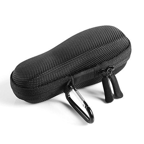 RETT®Hard Eva Travel Tasche Hülle case für Logitech R400, Wasserdicht Shockproof and dustproof Schutzhülle Tragetasche aus Reise Tasche(Schwarz)