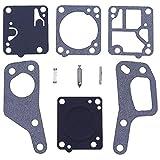 Adefol Carburador Empaquetadura Reparar Kit Para McCulloch Mini Mac 110 120 130 140 Motosierra Repuestos para Zama RB19 M1 M7