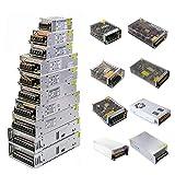 Supmico Universal 12V 20A 240W Schaltnetzteil Treiber für LED Streifen Trafo Transformator Adapter Energieversorgung