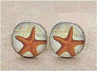Estrella de mar Gemelos, Vintage de accesorios de moda