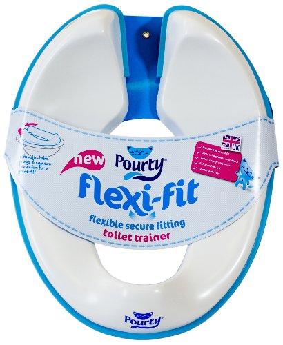 Flexi Fit 30105 Neue Generation des Toilettentrainers, Absolut rutschfest