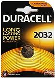 Fresh Duracell DL2032 3v Lithium Batteries