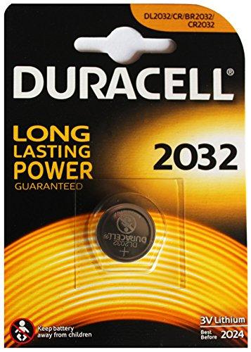 Pila Duracell® Elektronik, código de Estados Unidos 2032, cdigo IEC CR2032, Elektronik 3,0V
