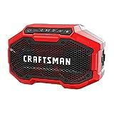 CRAFTSMAN V20 Bluetooth Speaker, Tool Only (CMCR001B)