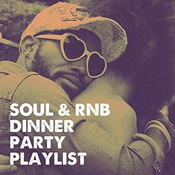 Soul & RnB Dinner Party Playlist