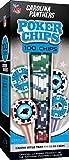 MasterPieces NFL Carolina Panthers 100-Piece Poker Chips