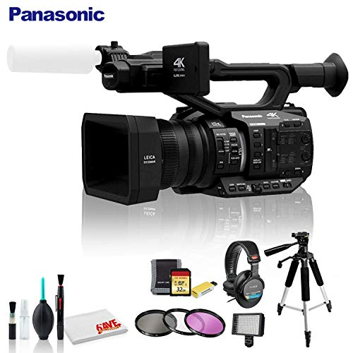 Fantastic Deal! Panasonic AG-UX90 4K/HD Professional Camcorder - Ultimate Kit