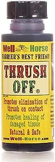 thrush off for horses