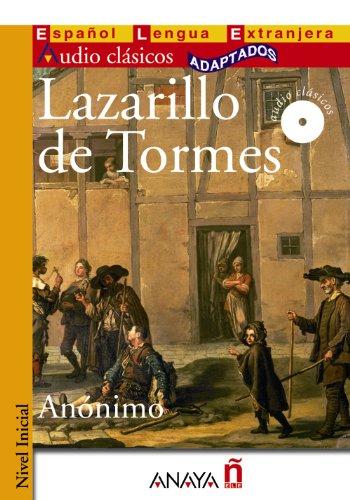 Nuevo Sueña: Lazarillo de Tormes: Lazarillo de Tormes + CD (Lecturas - Audio Clásicos adaptados - Nivel Inicial)