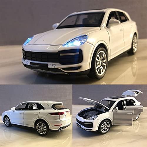 Modello Auto 1:32 Turbo Coche Modelo Aleación Coche Die-Cast Pey Modelo Modelo Sound and Light Children's Toy (Color : 4)