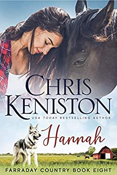 Hannah (Farraday Country Book 8) by [Chris Keniston]