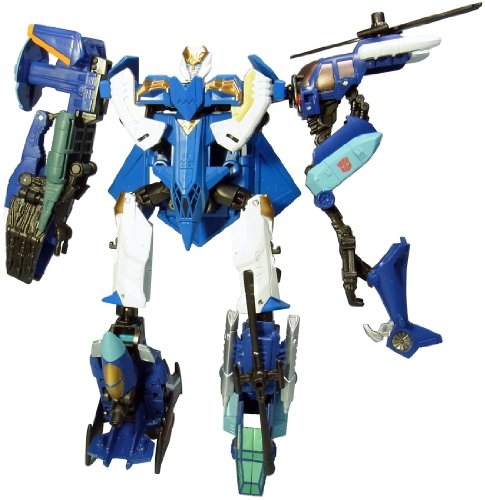 Transformer United EX Jet Master Prime mode