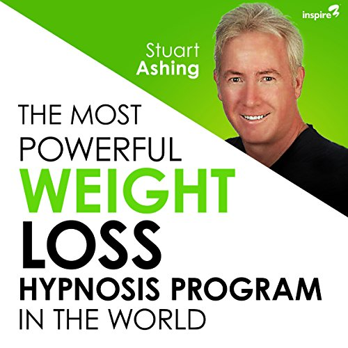 The Most Powerful Weight Loss Hypnosis Program in the World audiobook cover art