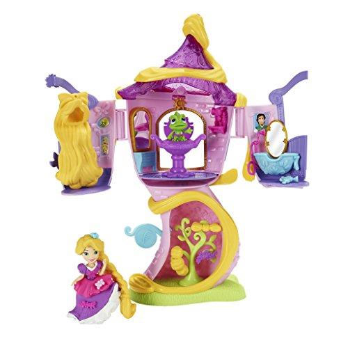 Hasbro Disney Princess Disney Princess Small Doll Torre di Rapunzel, B5837