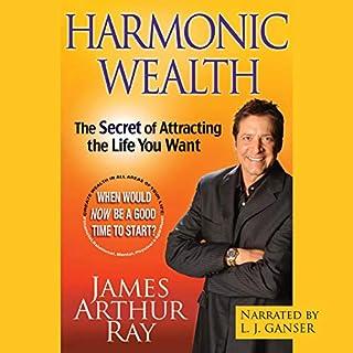 Harmonic Wealth audiobook cover art