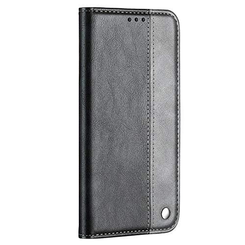 Thoankj - Etui portefeuille pour iPhone 11 PRO Max 2019, en cuir PU, antichoc, avec support magnétique, mince, en gel de silicone, pour iPhone 11 PRO Max de 16,5 cm