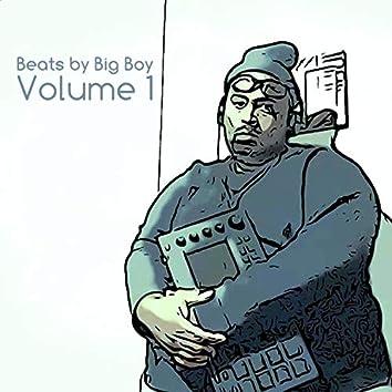 Beats by Big Boy Volume 1