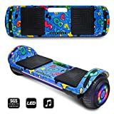CHO POWER SPORTS 2020 Electric Hoverboard UL Certified Hover Board...
