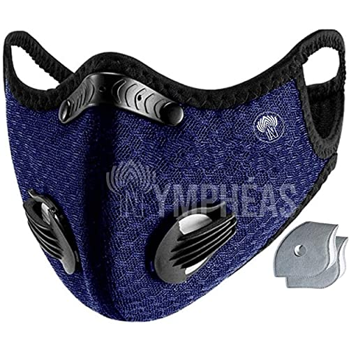 Masque Anti Pollution Masque de Sport Masque de Protection...