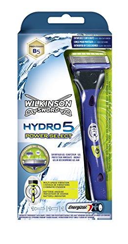 Wilkinson Sword Hydro 5 Power Select Herren Rasierer mit 1 Rasierklinge, 1 St