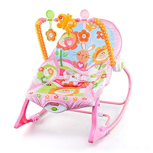 Fantastic Prices!  Infant Bouncers & Rockers Multifunctional Musical Bouncer Electric Vibrating Bab...