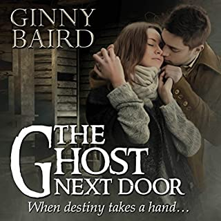 The Ghost Next Door audiobook cover art