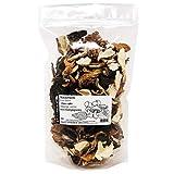 Epicureal Premium Dried Mushroom Blend - 4oz (113g) | Wild Harvested Shiitake, Porcini, Chanterelles & Morels