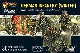 Bolt Action Winter German Grenadiers Infantry...