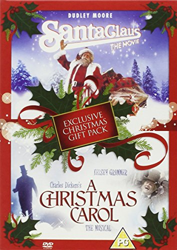 Santa Claus: The Movie / A Christmas Carol [DVD]
